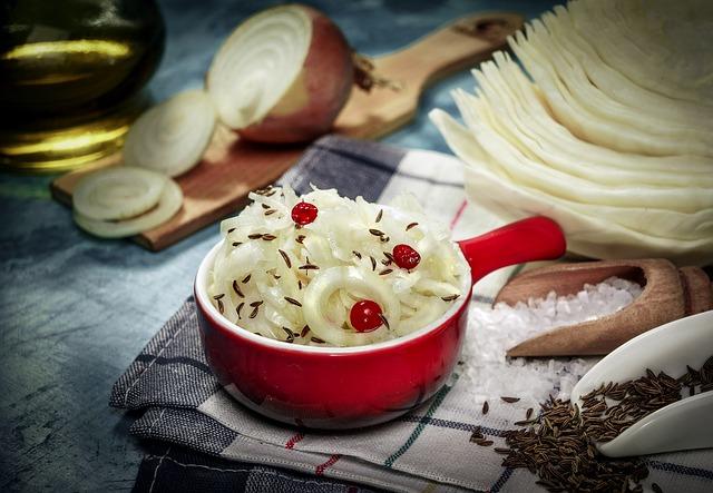 Zuurkool koken met aardappelen